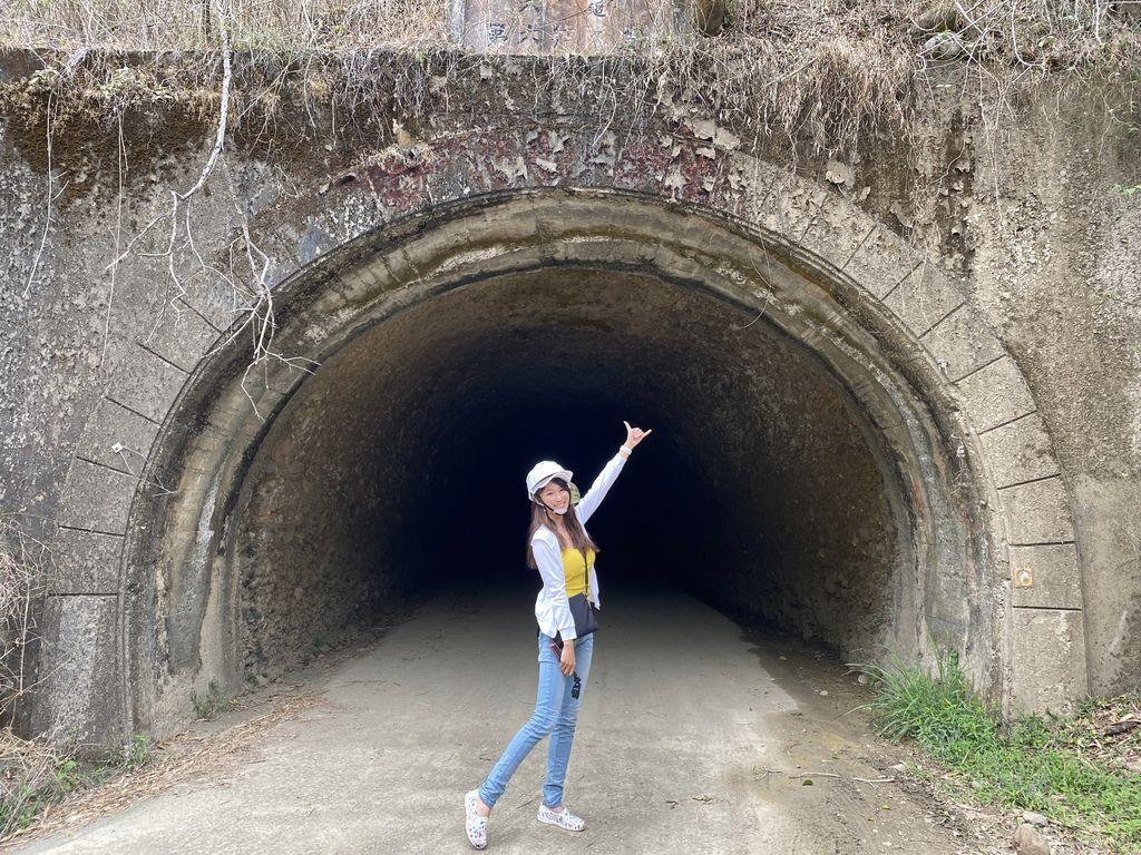 高雄六龜景點-十八羅漢山自然保護區,進入六號隧道來趟生態之旅