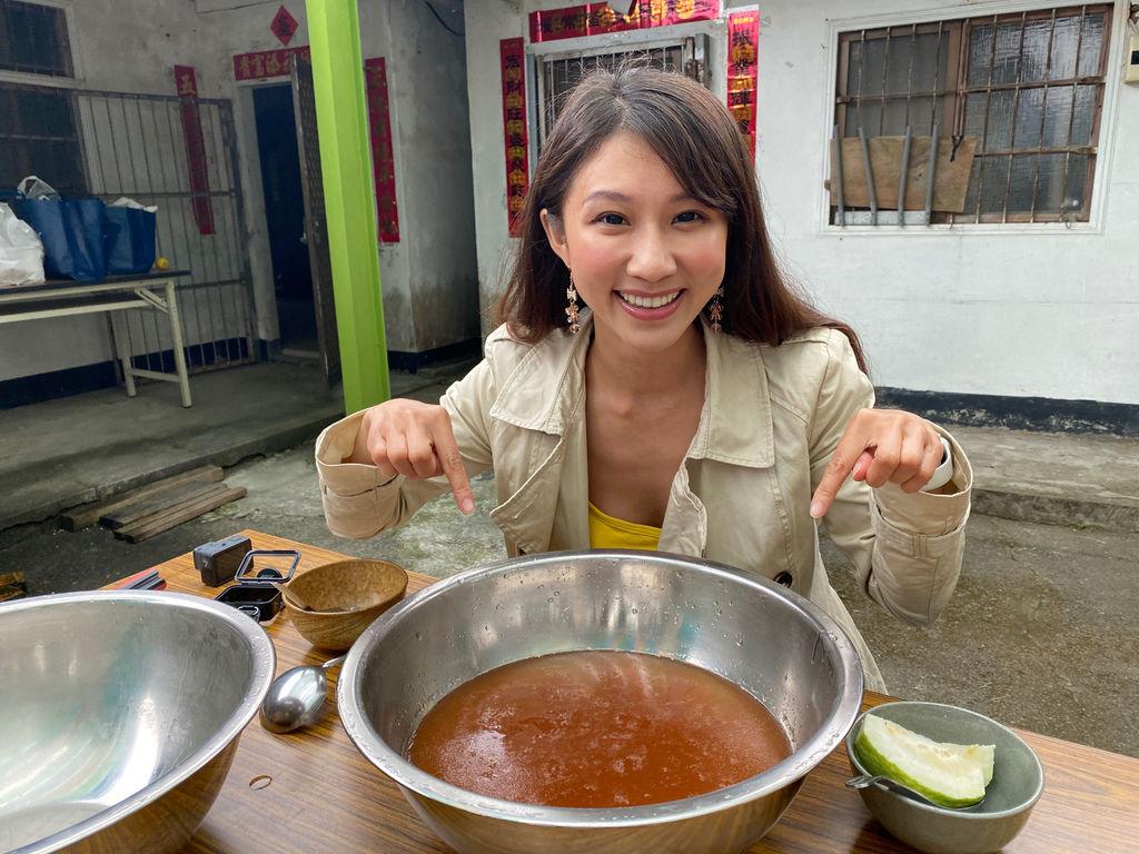 高雄六龜景點-到清波愛玉園體驗DIY洗愛玉,製作好吃的愛玉料理