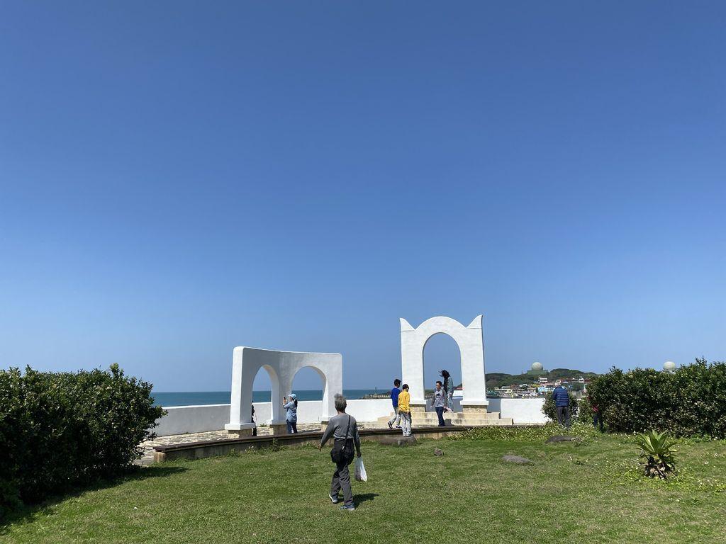 石門一日遊之浪漫地中海,石門婚紗廣場給你滿滿的浪漫