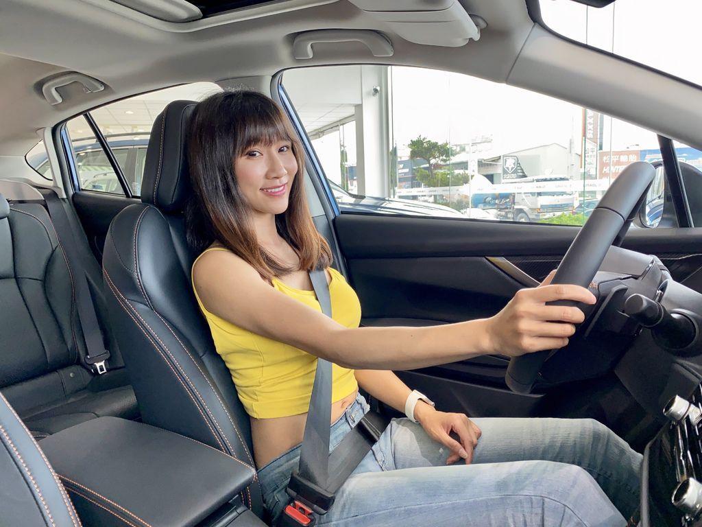跨界休旅車SUBARU XV的試駕初體驗,一起走遍台灣景點