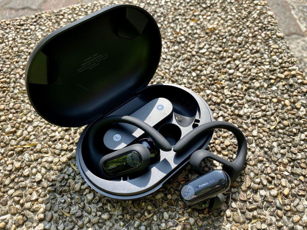 funcl Pro耳掛式真無線藍牙耳機,運動又防水,是你運動的好選擇
