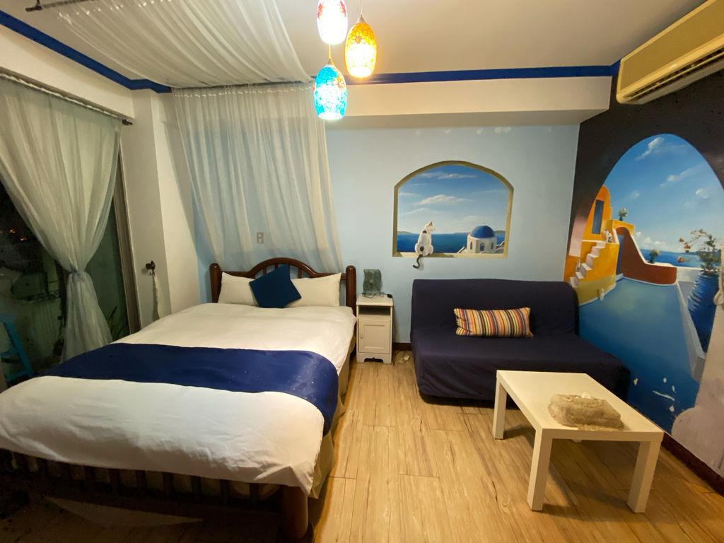 高雄住宿-摩天海灣商旅,給你多樣化浪漫的主題房型
