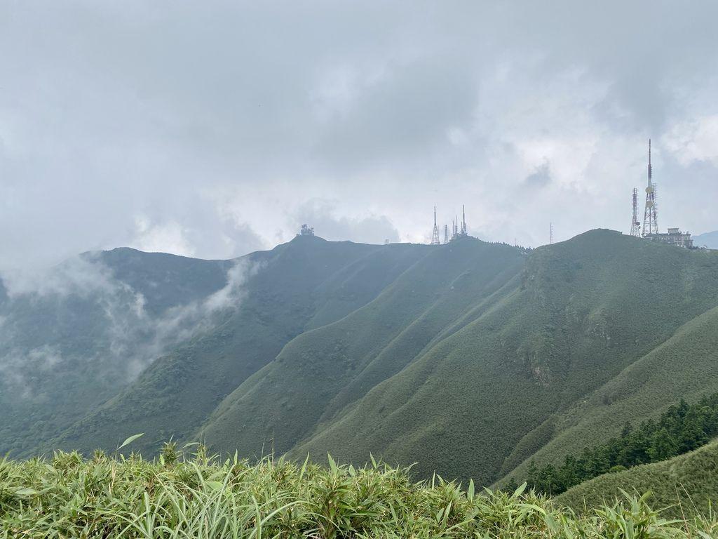抹茶山就在台北,走訪CP值超高的台北抹茶山(小觀音山),登頂不用一小時