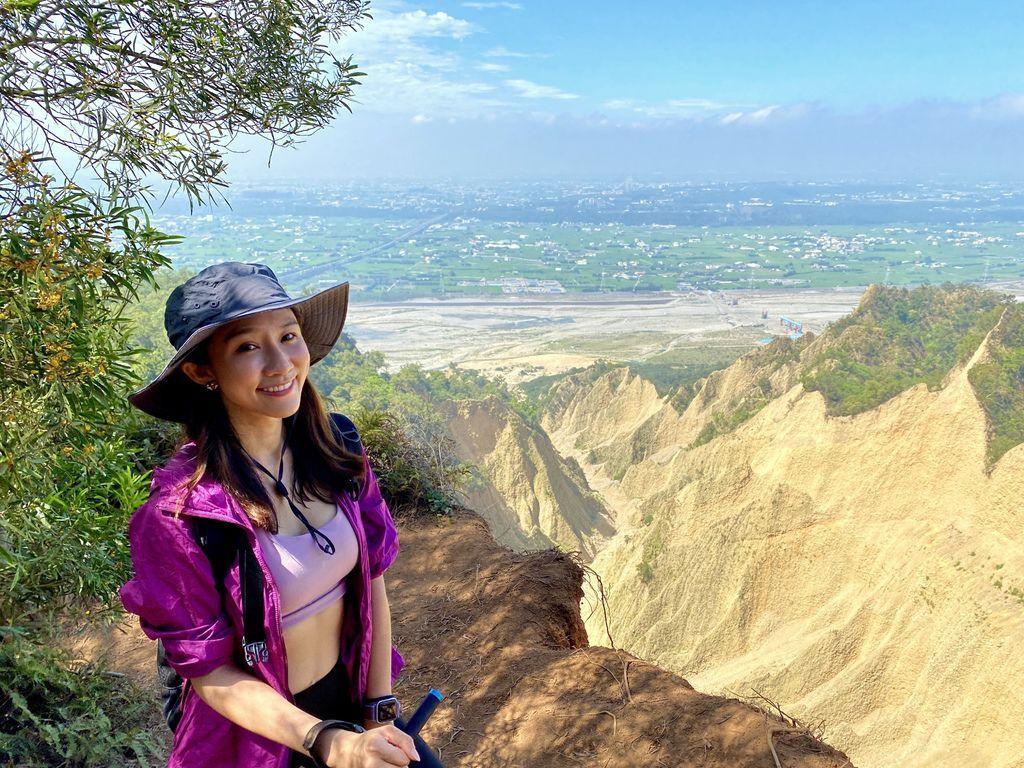 必去的苗栗景點-美國大峽谷在台灣!走訪苗栗火炎山