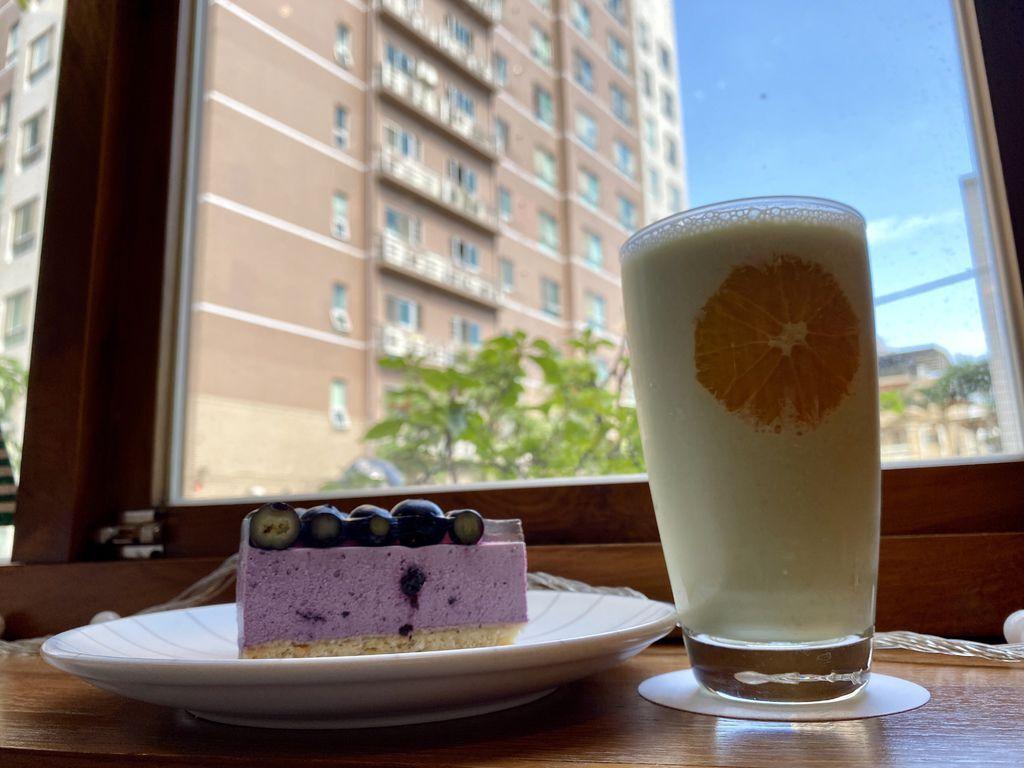 桃園文青風格的手工甜點店-來日福OH HAPPY DAY,度過愉快的下午茶時光