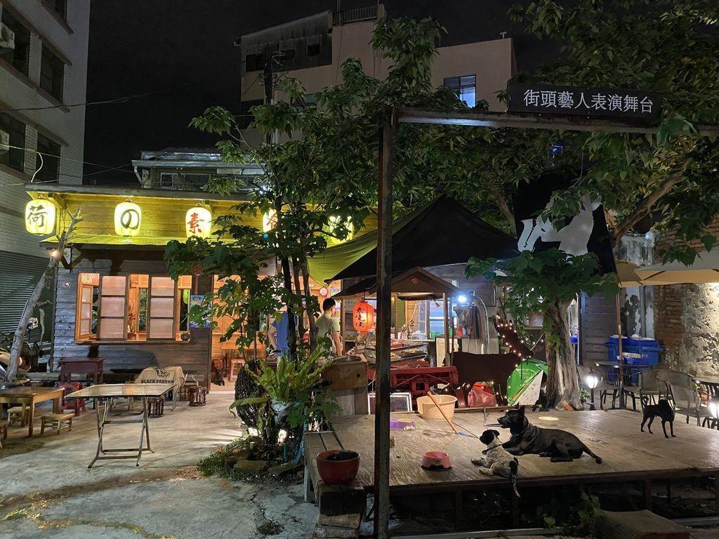 台南中西區素食燒烤-荷の素,素食關東煮、素食燒烤(荷的素關東煮、鍋燒)