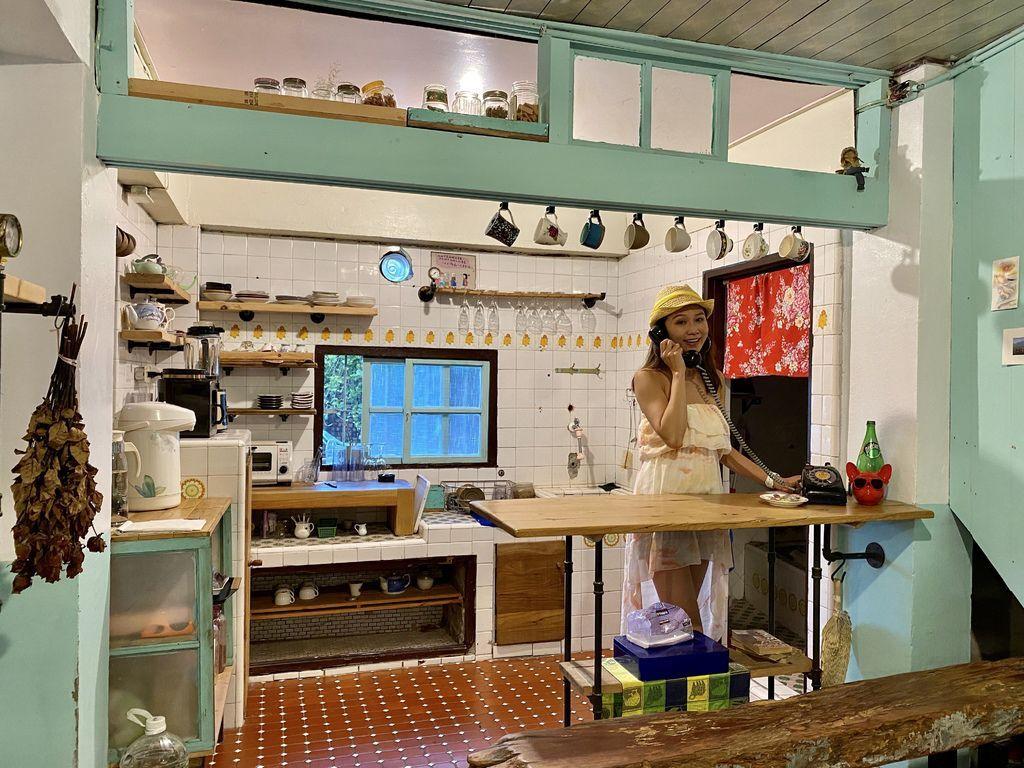 必訪的美濃咖啡廳-隱藏在鄉村的老屋咖啡廳-咖啡角落