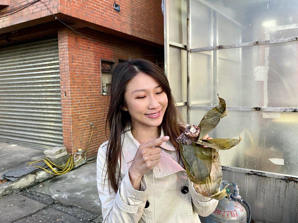 北海岸必吃的石門肉粽!來吃吃用料最豐富的陳家肉粽