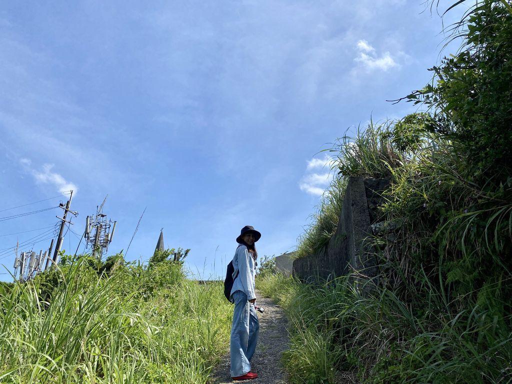 九份景點-走訪台灣小百岳,基隆山(雞籠山)登山步道,欣賞絕美的九份美景
