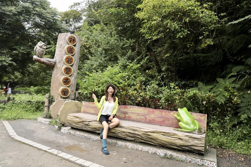 必去的礁溪景點-到訪宜蘭小太魯閣之稱的林美石磐步道