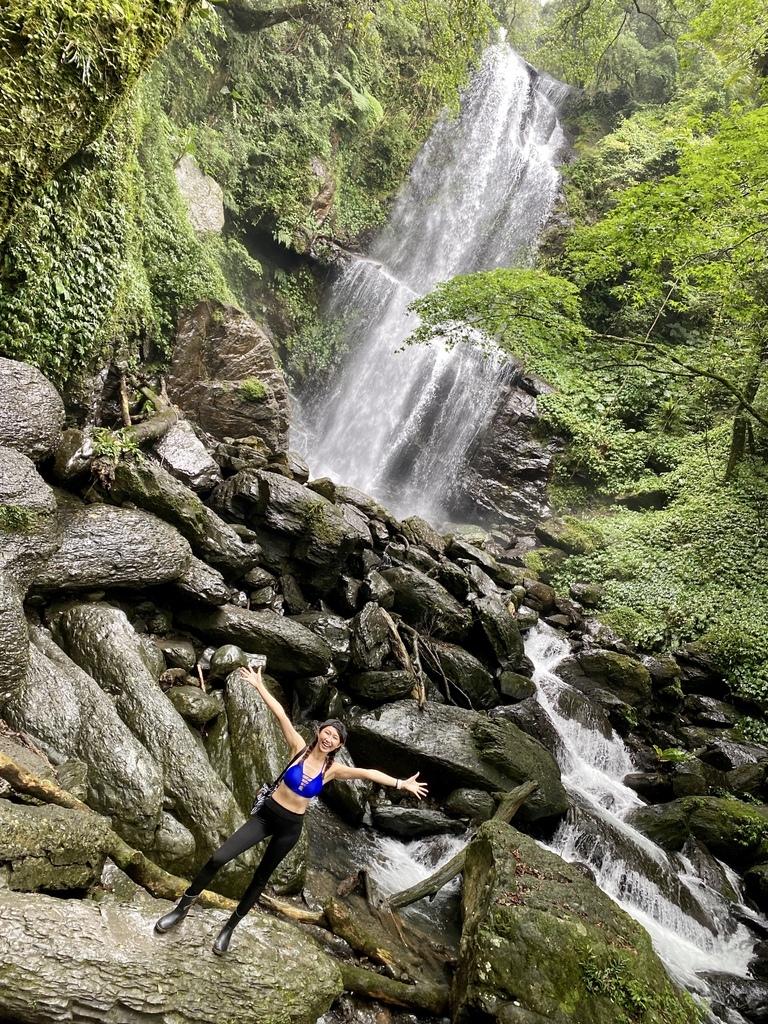 絕美的三峽瀑布景點-三峽的瀑布秘境!雲森瀑布中的雲心瀑布