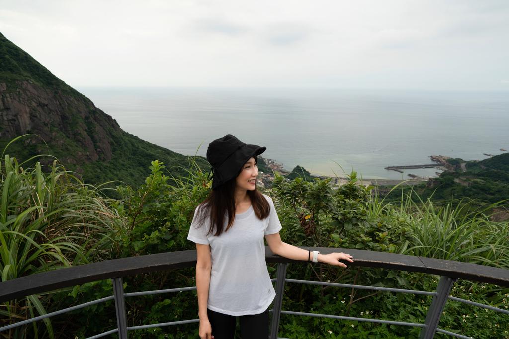 瑞芳景點-金瓜石報時山步道,全台最美的觀海步道,一起去看陰陽海
