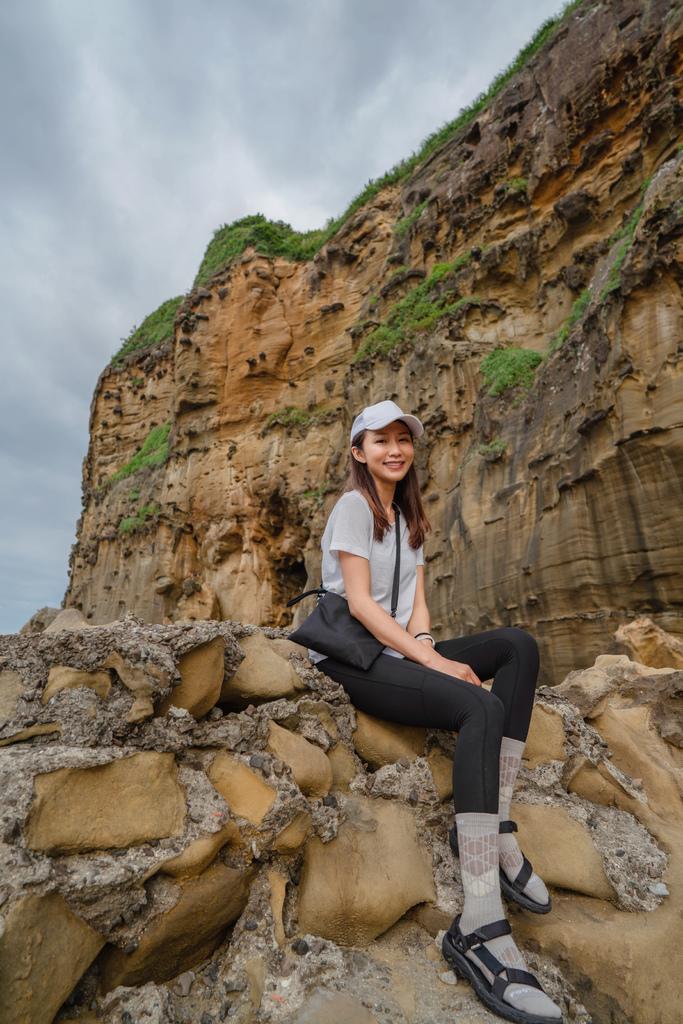 瑞芳景點-深澳漁港內的自然景觀!番仔澳酋長岩公園、酋長岩