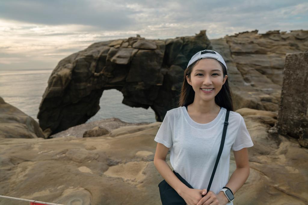 瑞芳景點-隱身於深澳岬角的象鼻岩!欣賞美麗的海岸線,來北海岸看大象
