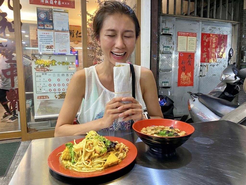 平價又美味的新莊異國素食料理-蔬粹素食麵店
