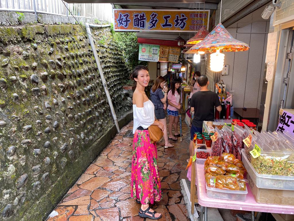 苗栗一日遊-在南庄老街品嘗客家美食,漫遊桂花巷