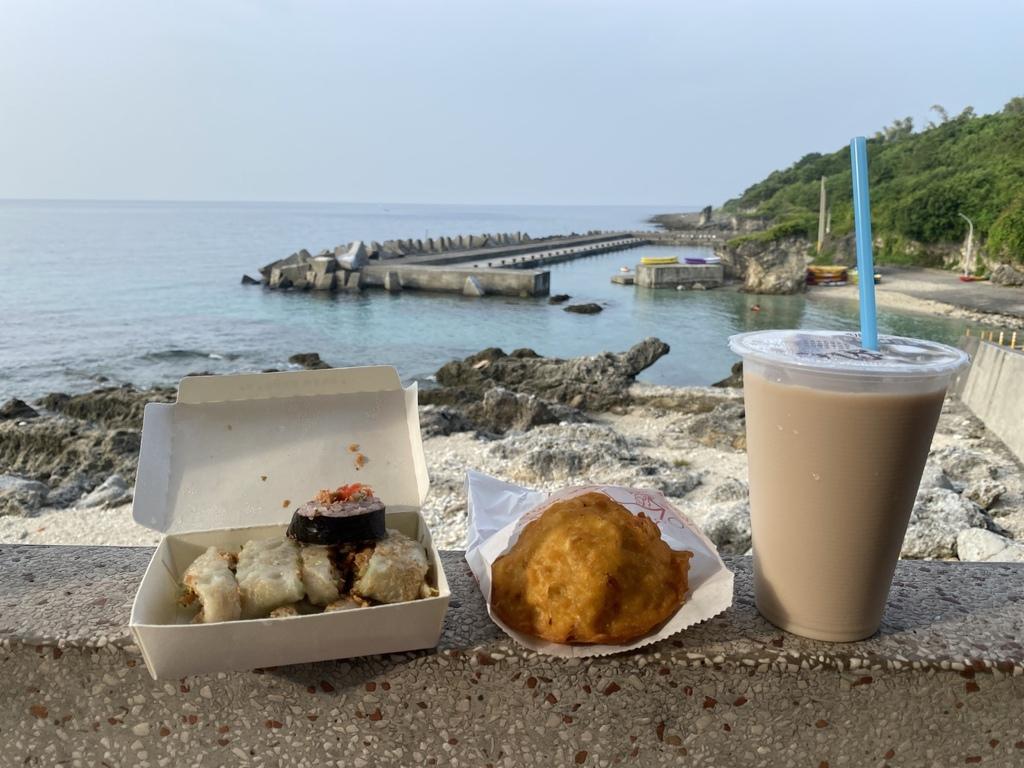 小琉球在地素食店家-好禮素食早餐-小琉球素食早餐店