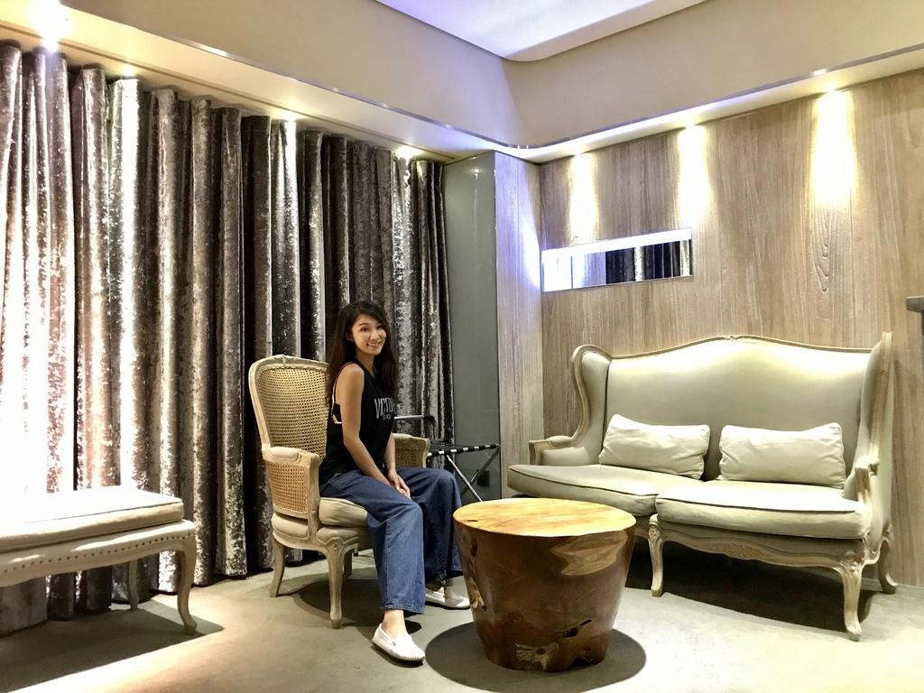 低調時尚風的西門町飯店-薆悅酒店西寧館