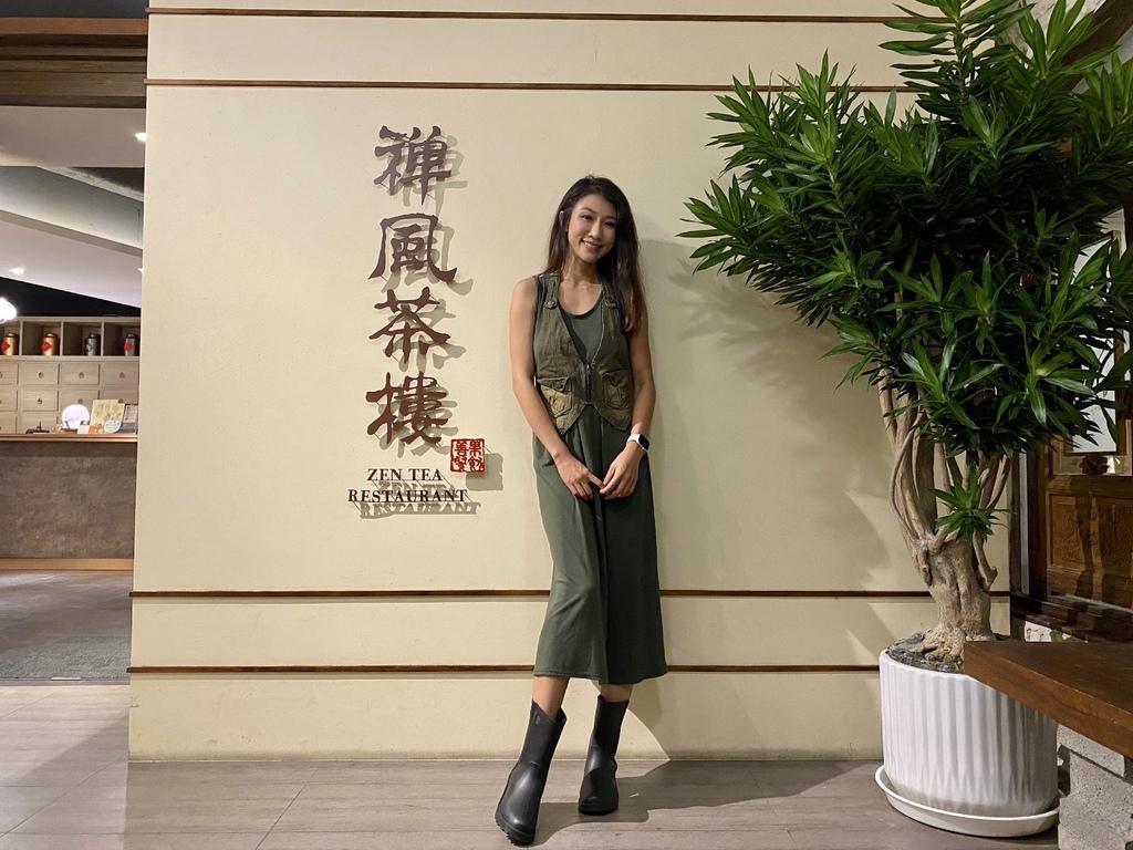 台北中山區素食餐廳推薦-禪風茶樓!古色天香裝潢,精緻的點心、江浙菜