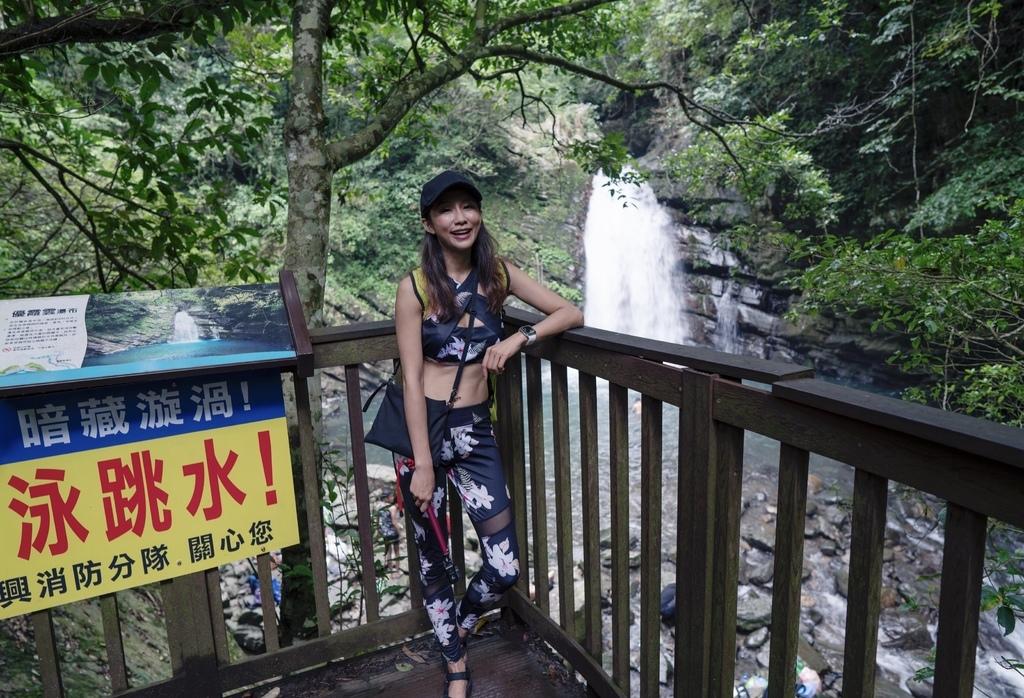 與世隔絕的桃園瀑布景點-鐵木瀑布(優霞雲瀑布)隱藏在森林的瀑布秘境