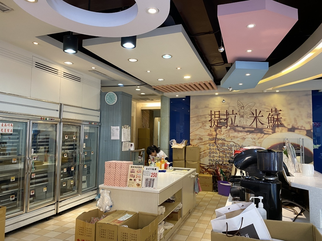 台北東區高CP值的平價蛋糕店-提拉米蘇精緻蛋糕復興店