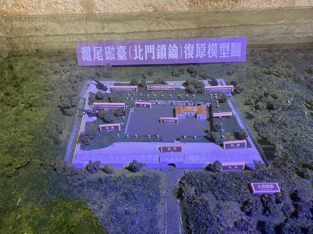淡水國家二級古蹟-守護北台灣的北門鎖鑰,滬尾砲台(滬尾礮臺)