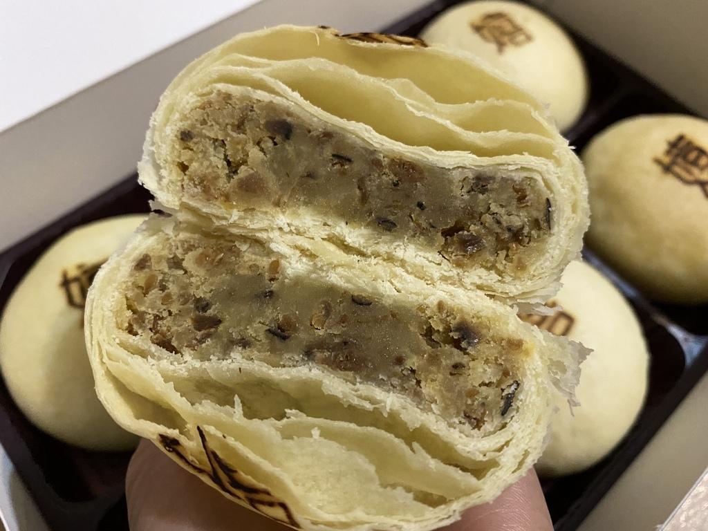 台北素食麵包店-來看看嬉皮麵包所製作的中秋素食月餅