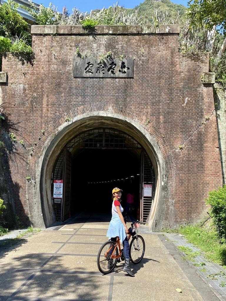 新北貢寮景點-一起漫遊東北角,來趟舊草嶺隧道單車行