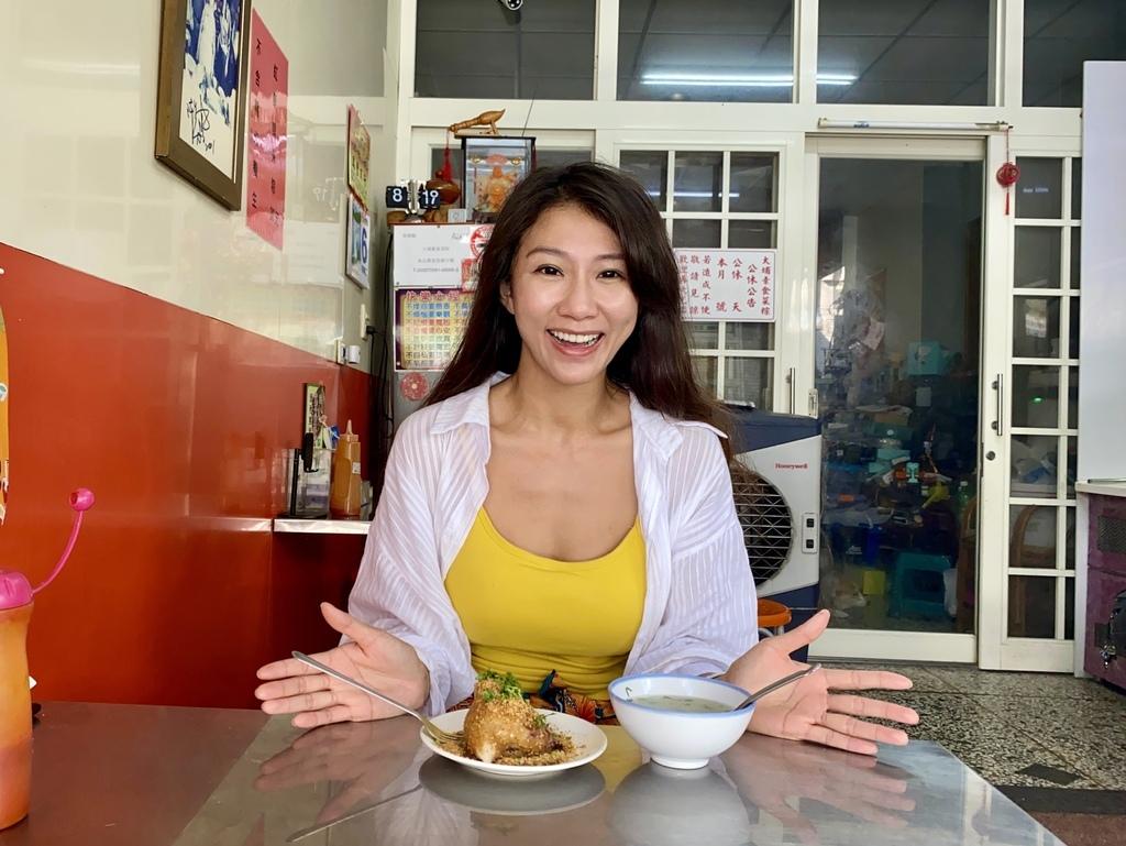 屏東素食推薦-大埔素食菜粽-傳統古早味,六十年的好味道