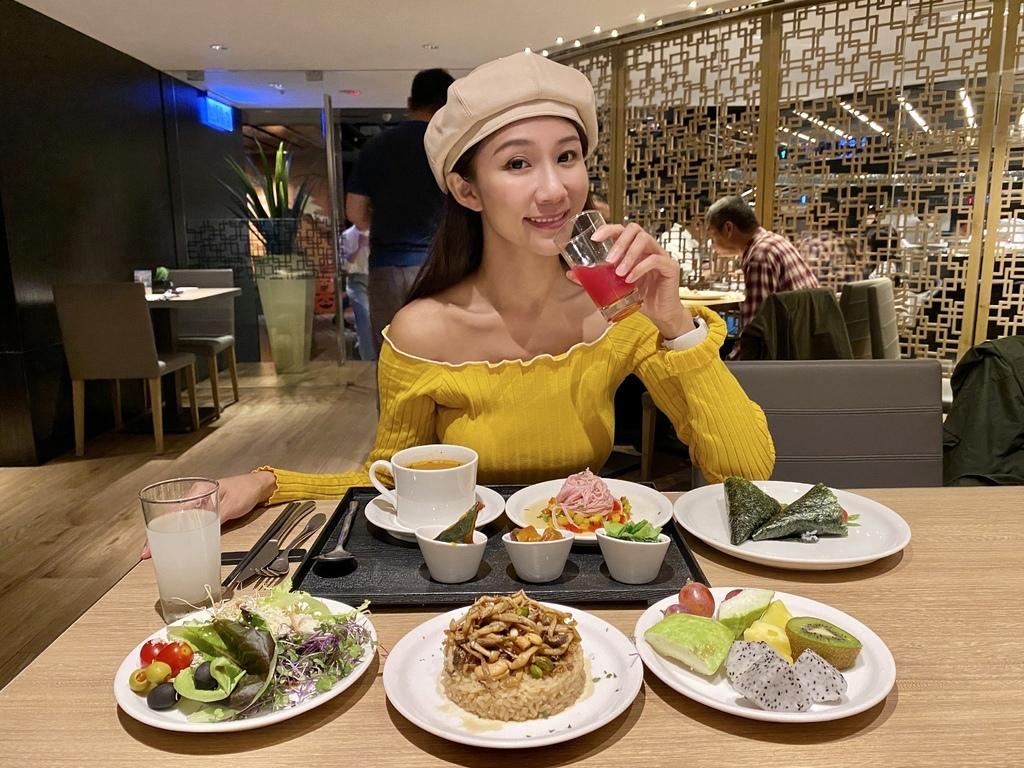 台北晶華酒店柏麗廳Buffet吃到飽!超豐盛的多國料理任你吃