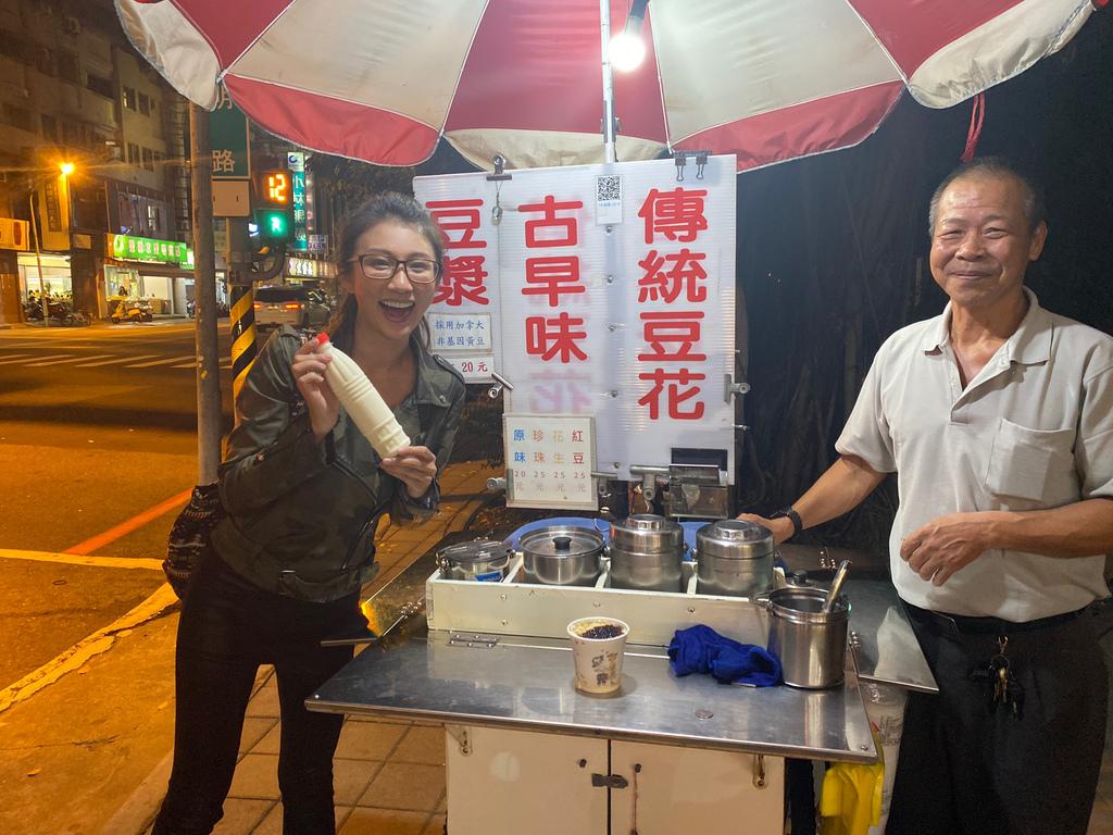 台南東區豆花推薦-邱爸爸傳統豆花,給你好吃的古早味豆花