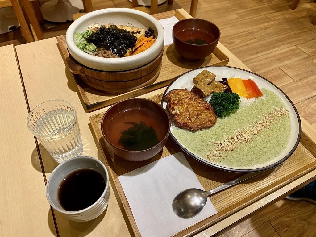 新竹蔬食料理-井町日式蔬食料理,好吃又高CP值!是你必吃的新竹美食