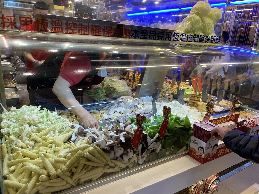 素食者想在大直吃素食鹹酥雞去哪買?台灣鹽酥雞大直總店就有