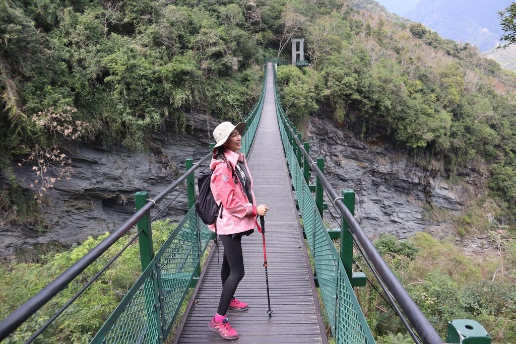 花蓮卓溪鄉景點-瓦拉米步道!走鋼索吊橋、進山林欣賞山風瀑布(布農族佳心部落)