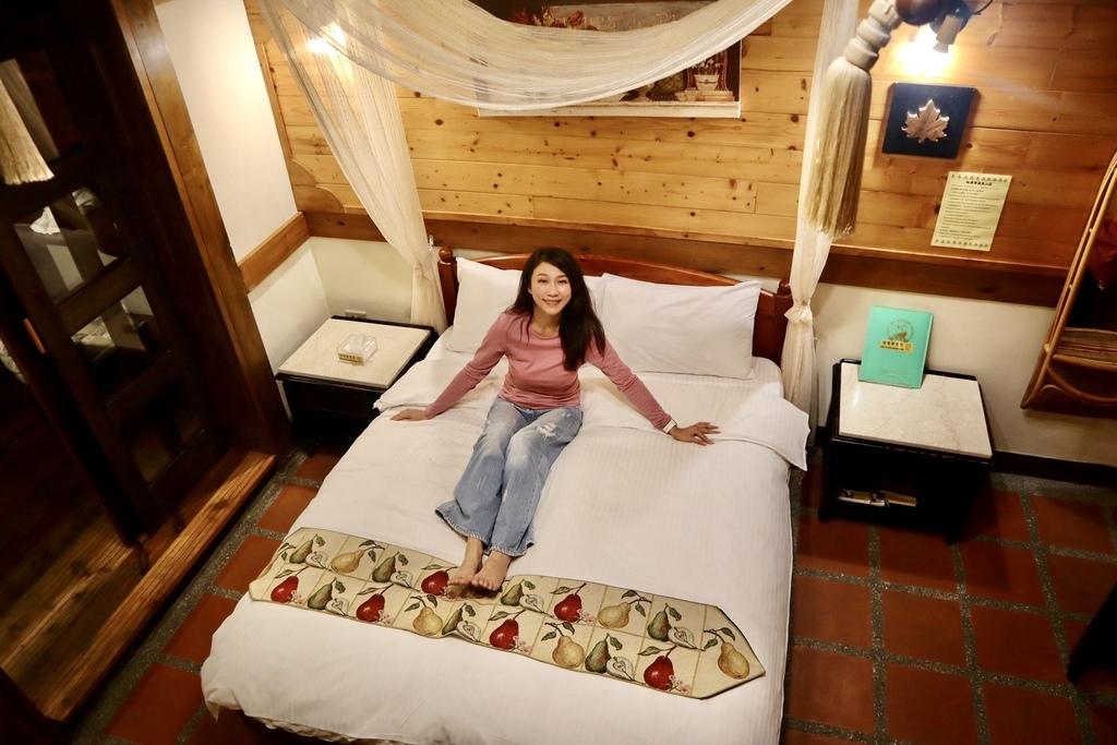 花蓮玉里民宿-讓丁小羽來開箱紐澳華溫泉山莊的房間設施跟餐食吧