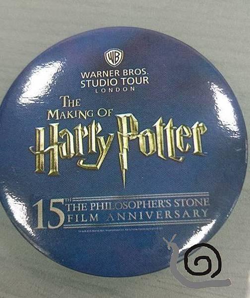 哈利波特15周年徽章.jpg
