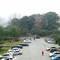 四川大學的萬江校區的一小角