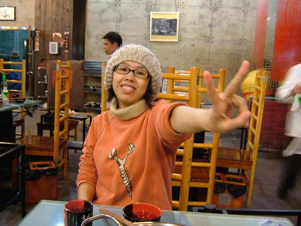 在四川待了六年的老姐