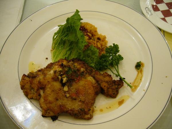 遠百寶慶店skylark-迷迭香煎雞排
