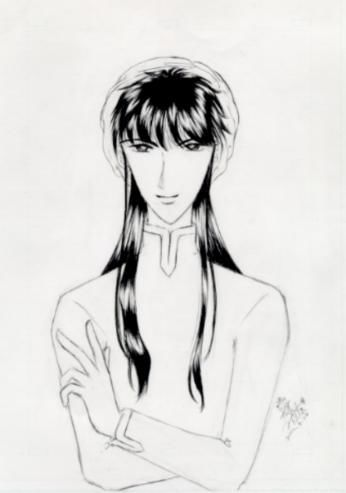 鏡湖神─賀瑞修