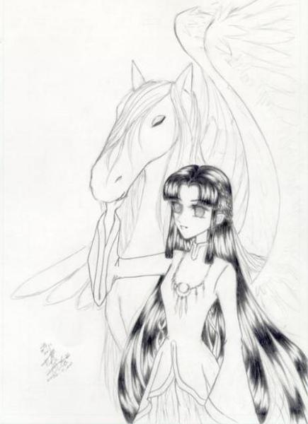 月神─伊芙琳