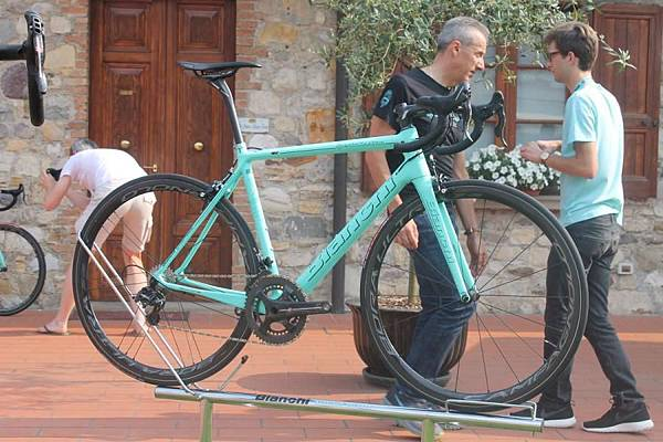 Bianchi Specialissima CV launch - 1