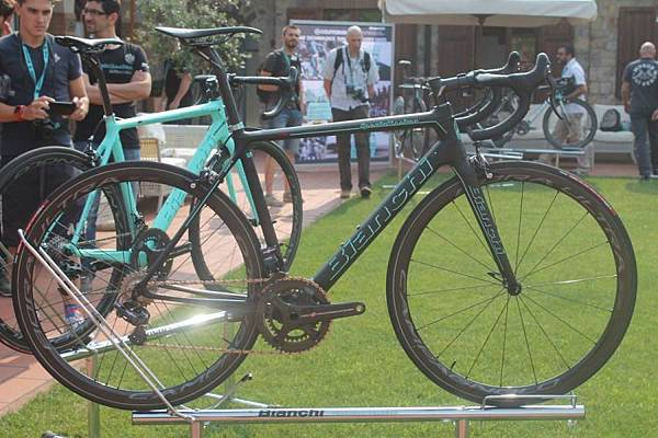 Bianchi Specialissima CV launch - 2