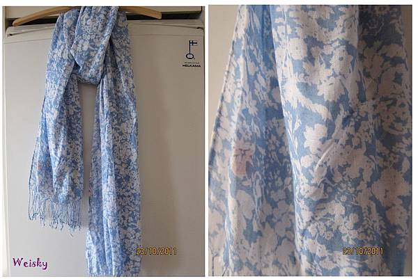 10.23 H&M( 藍挑染圍巾).jpg