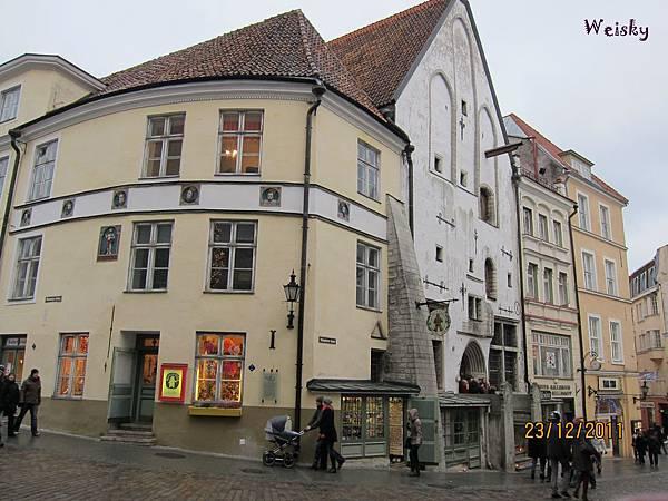 愛沙尼亞-舊城區街景.jpg