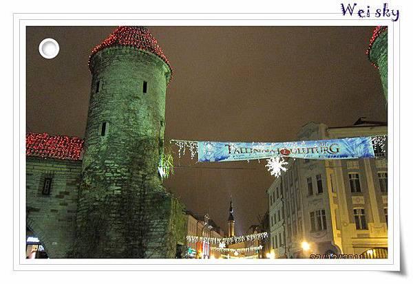 愛沙尼亞-舊城夜晚.jpg