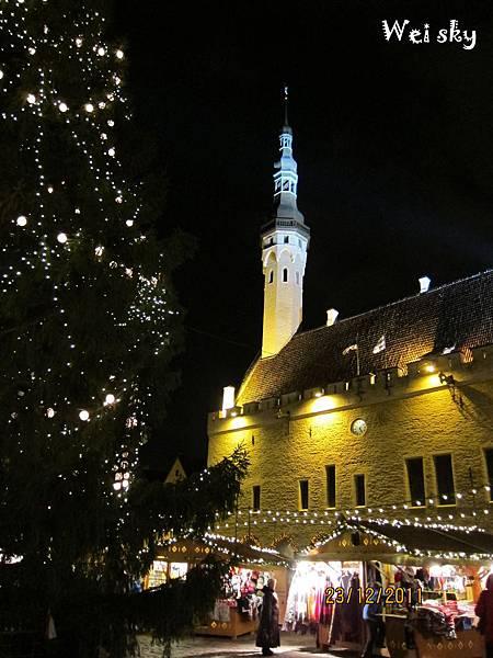 愛沙尼亞-舊城夜晚3.jpg