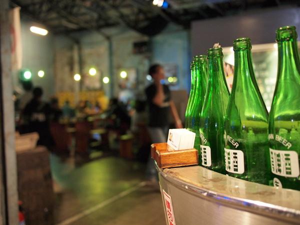 台啤倉庫餐廳