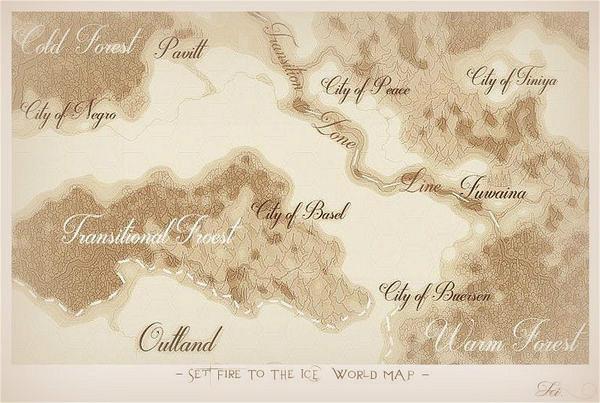 SFTTI-World Map