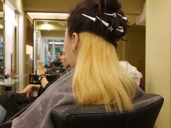 【台北東區】Moon Hair Studio